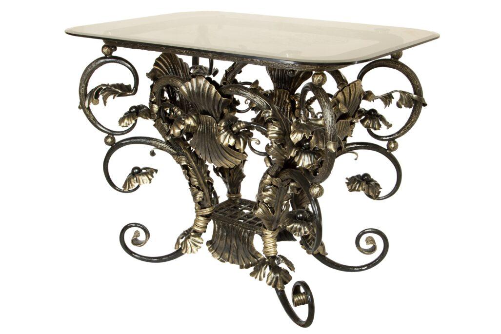 Кованый стол, арт. 50003