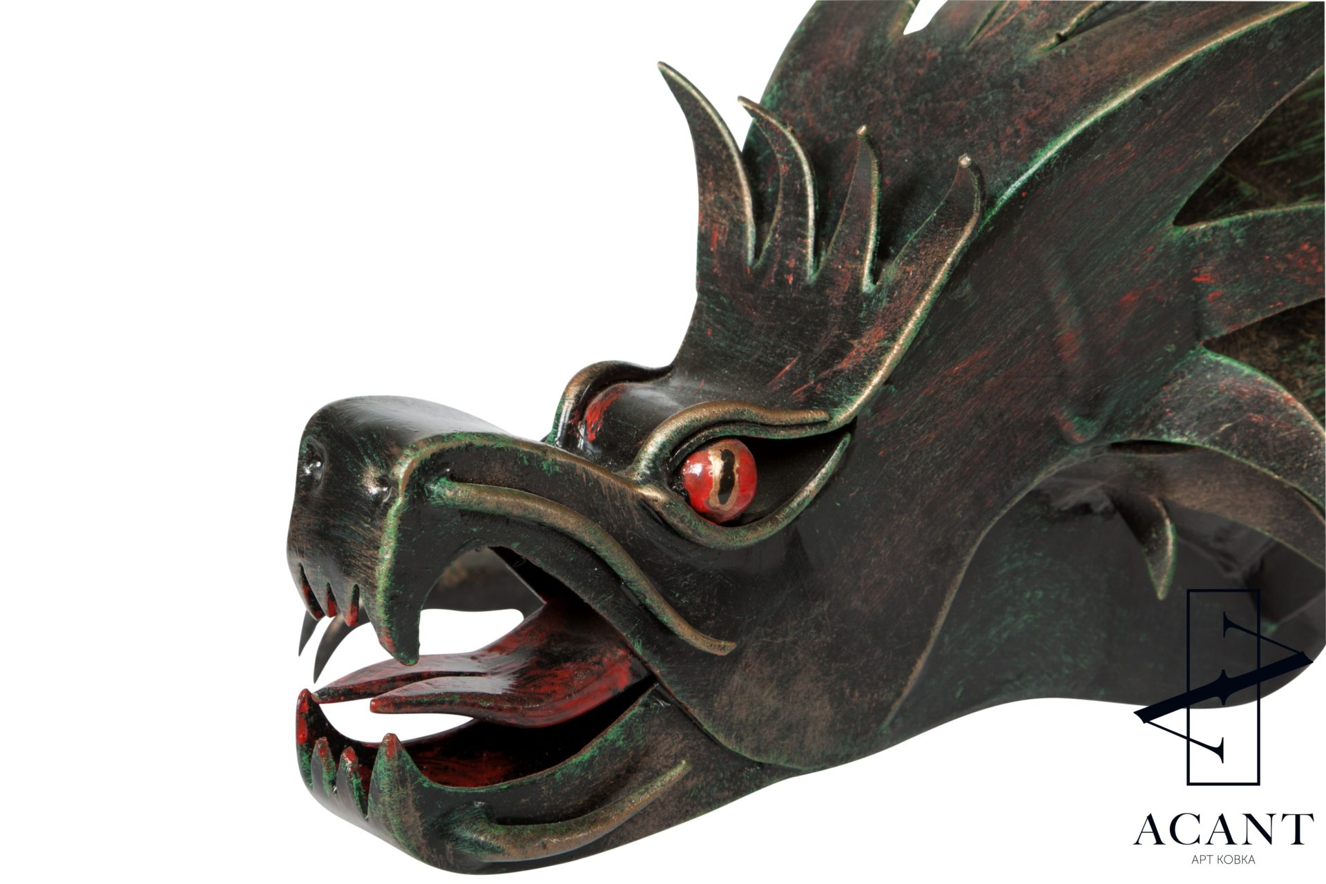 Скульптура «Дракоша»