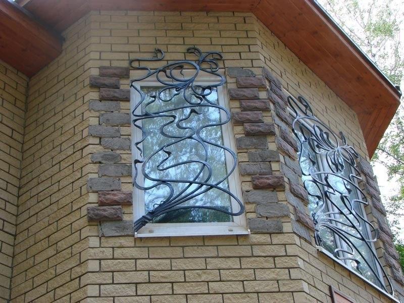 Кованая решетка, арт. 30011
