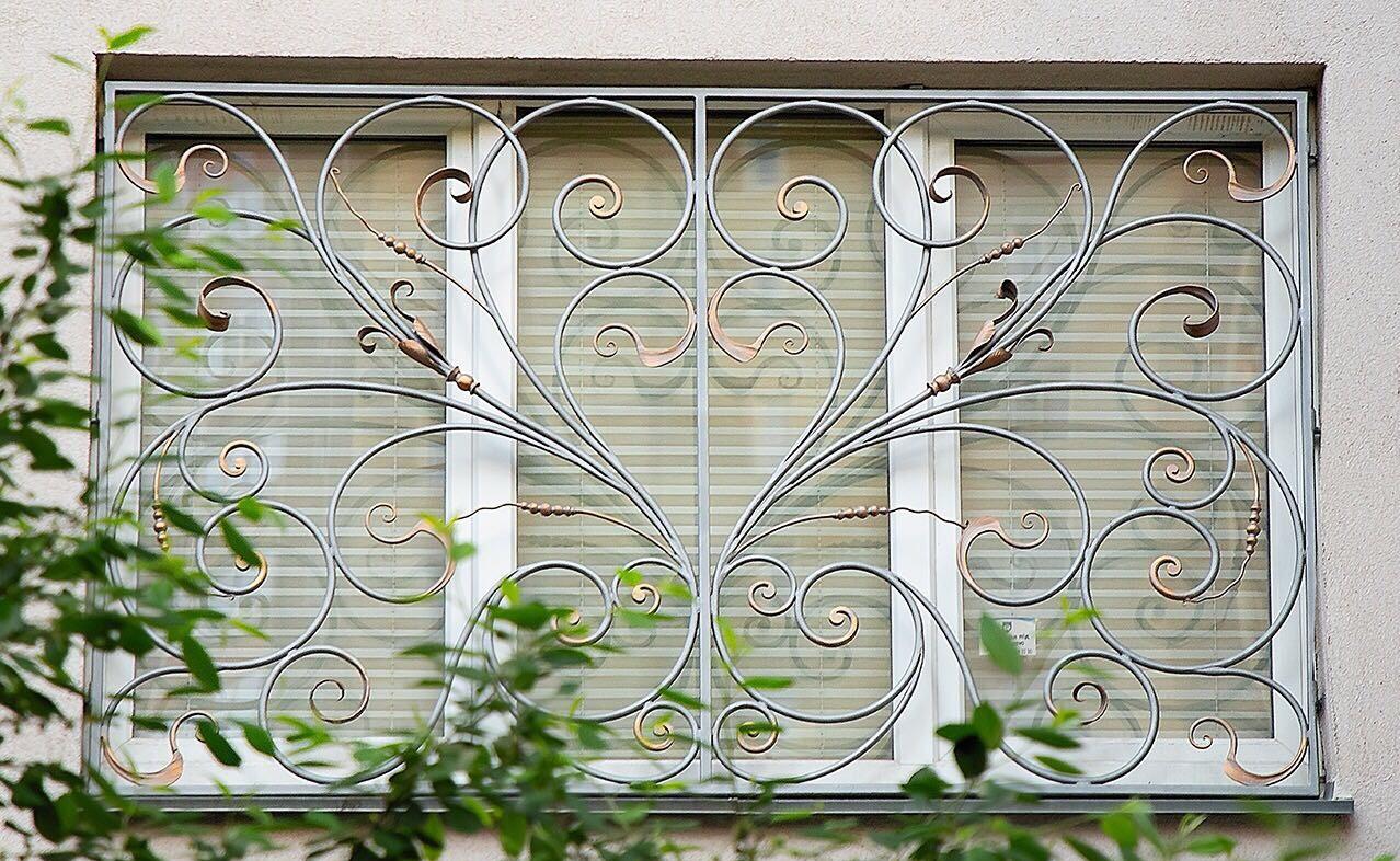 Решетки на окна, арт. 30001