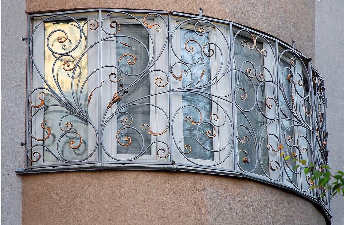 защитные решетки на окна