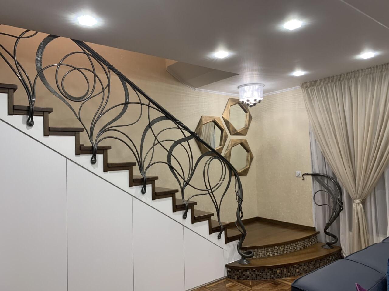 лестница металлическая цена