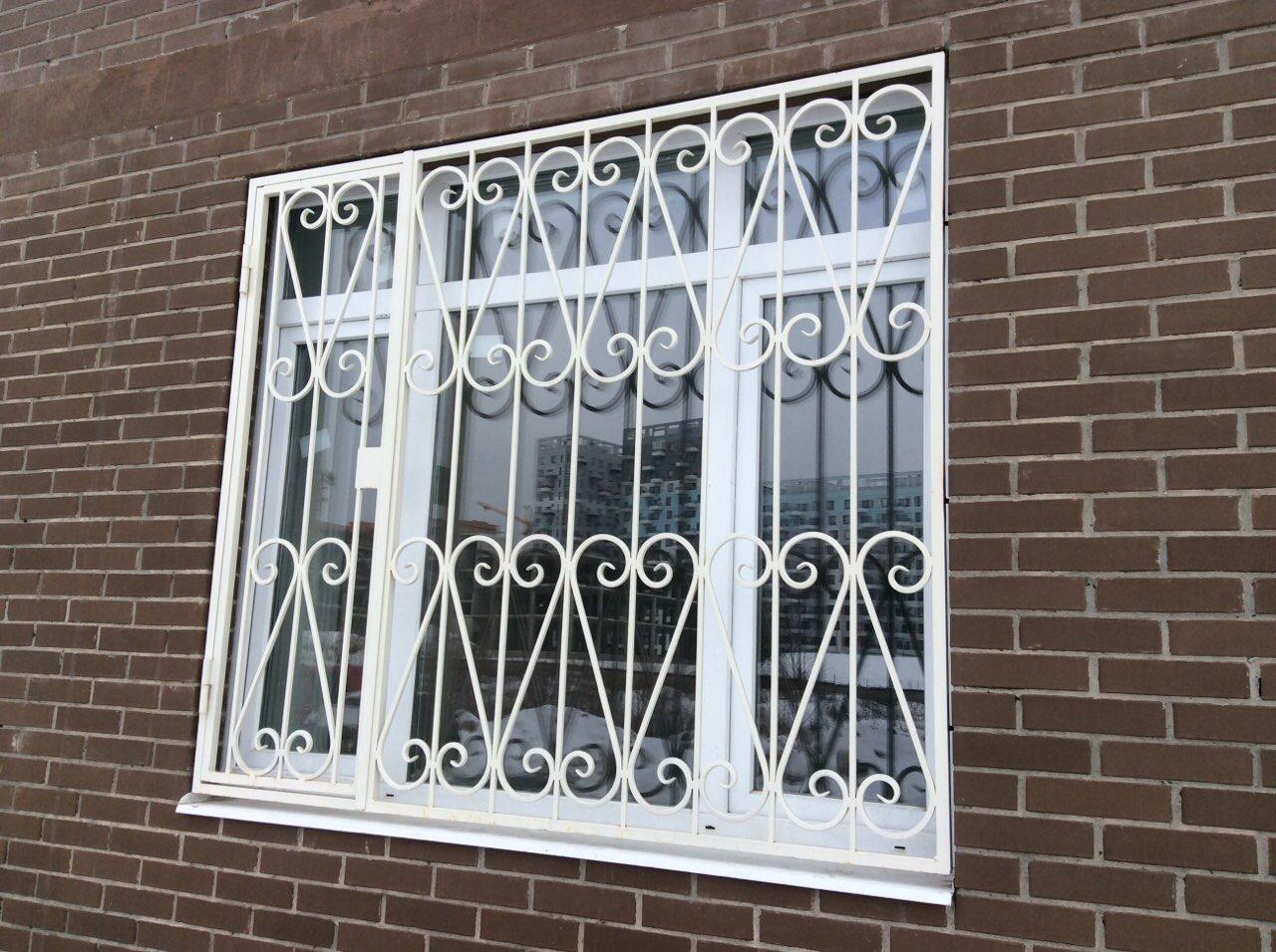 решетки на окна КР-27