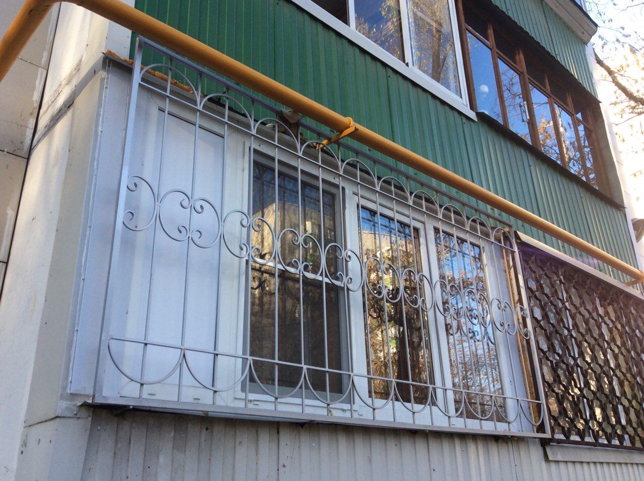 кованые решетки Белогородка