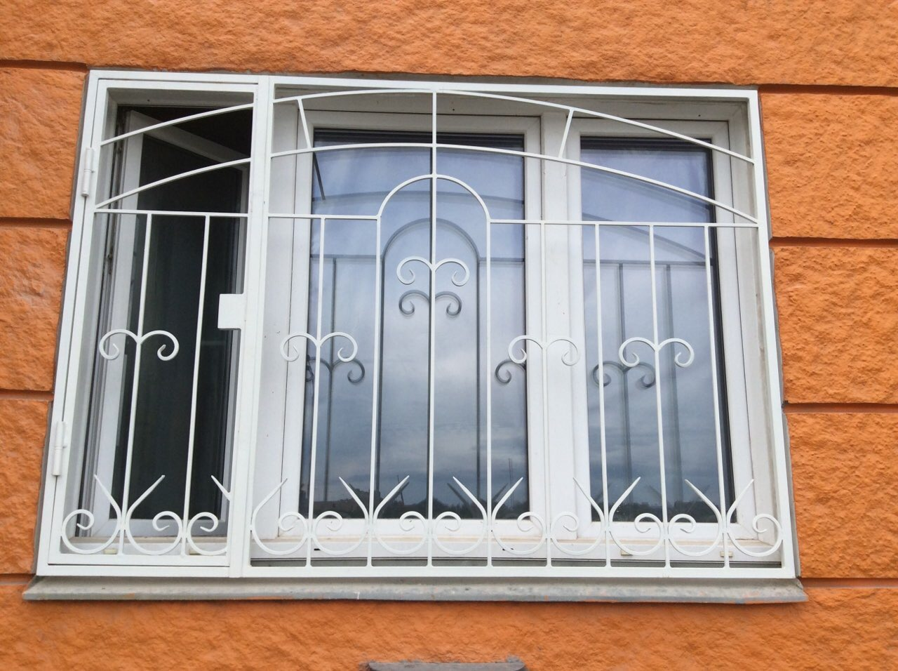 Решетки на окна КР-33