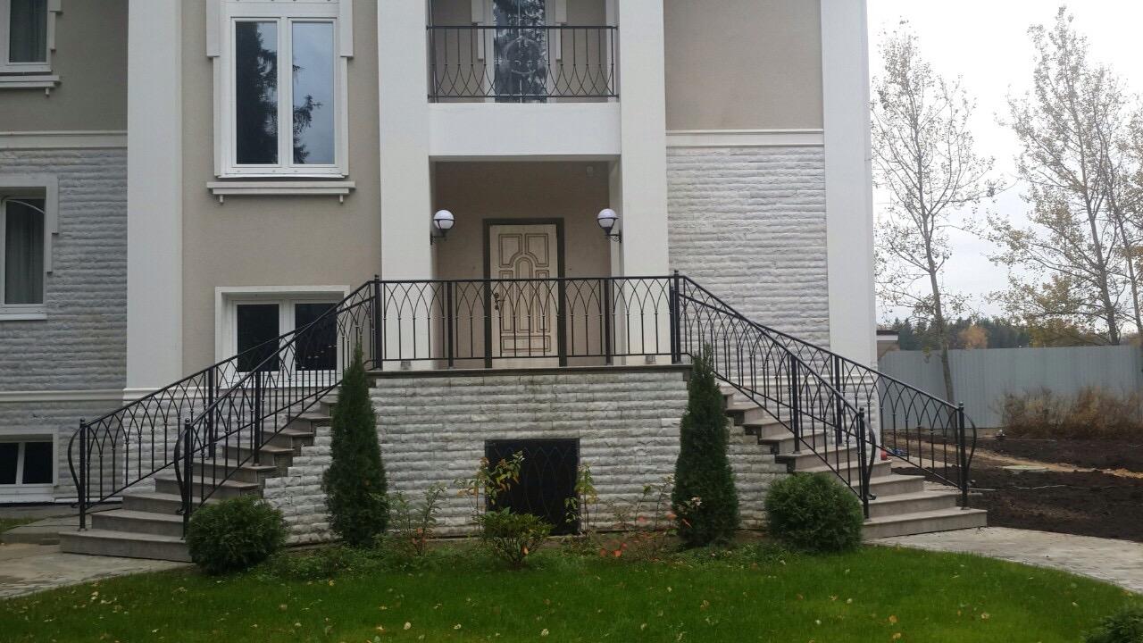 металлические лестницы в дом