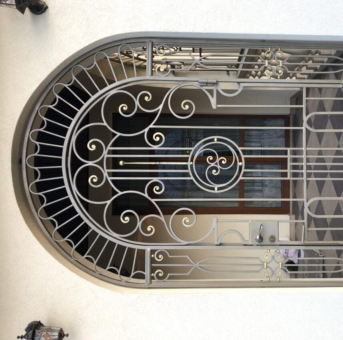 Кованая решетка, арт. 30009