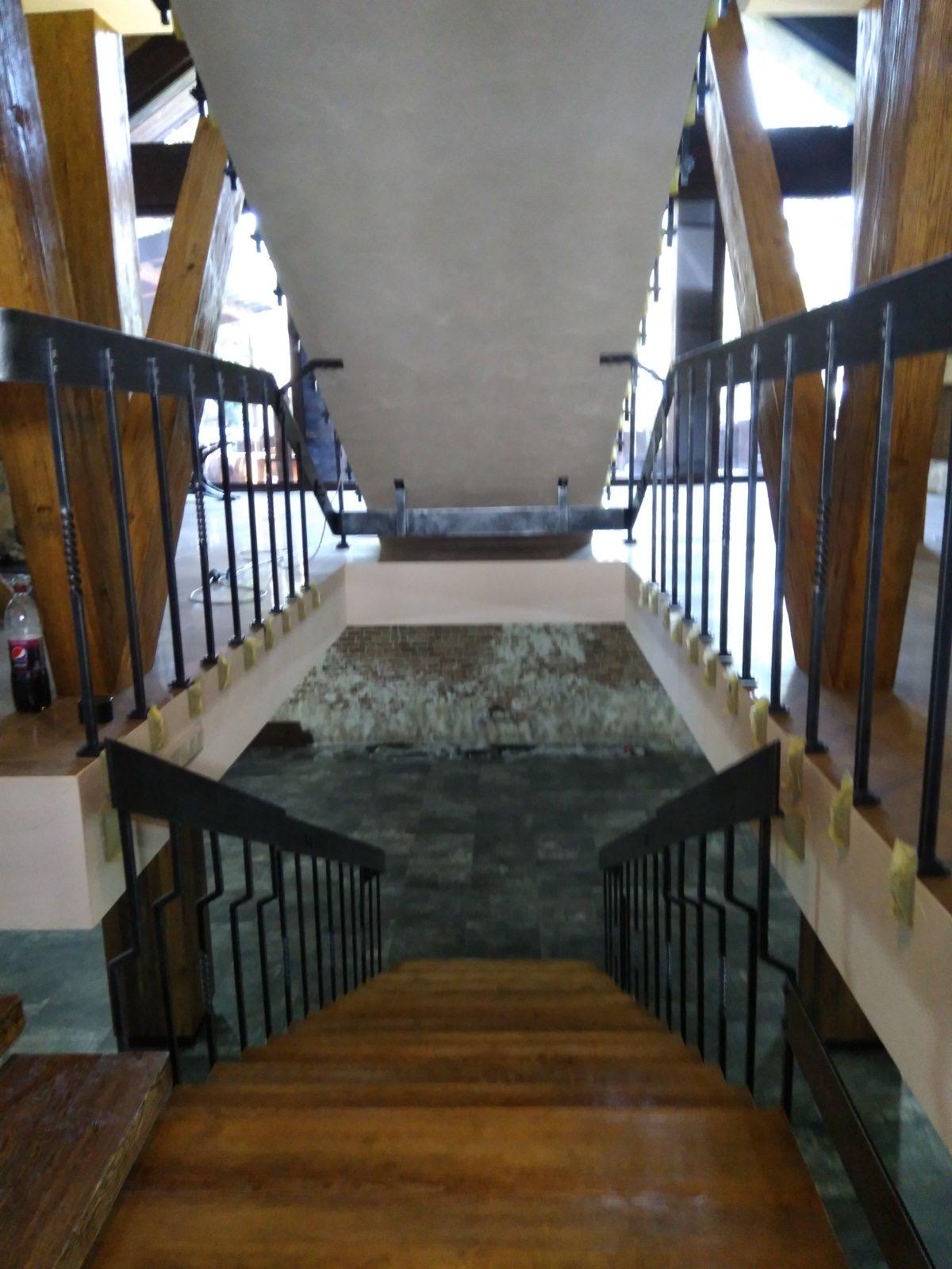 кованая лестница киевская область